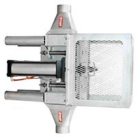 Self-Cleaning Pneumatic Line Magnet Eliminates Cleaning Hassles