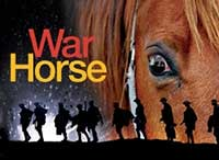 War Horse tickets Curran Theatre