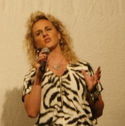 Adley Stump Performing
