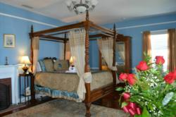 bed and breakfast, romantic proposal, St. Augustine room