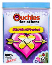 Ouchies For Others - Bullying Stops With Me