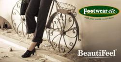 BeautiFeel shoes at Footwear etc.