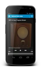Turn Internet Radio Stations into Android Apps