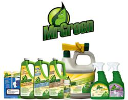 MrGreen Family of Eco-friendly Products