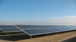 1st Conergy installation at Grimmway Farms in Arvin, CA