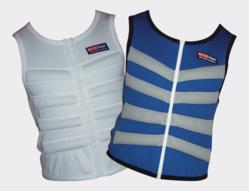 Cooling vests ice vests arctic heat