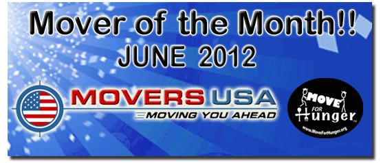 Movers Usa Acknowledges Efforts Of Founder And President