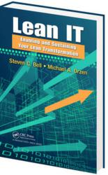 The workshop is based on the Lean IT book