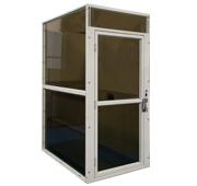 Highlander Enclosed Vertical Platform Lift