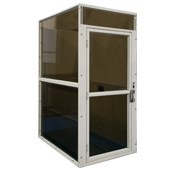 Highlander Enclosed Vertical Platform Lift