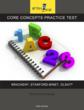 Core Concepts Practice Test