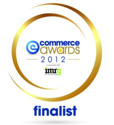 Click to download the eCommerce Awards finalist logo
