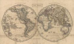 Antique Maps For Sale