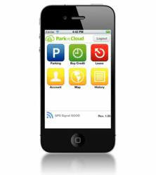 ParknCloud Mobile App