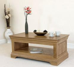 Oak Furniture King Launch New Range Of French Chateau Rustic Solid