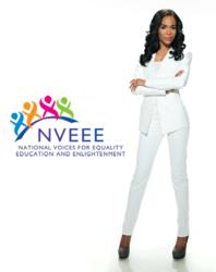 NVEEE, Michelle Williams Spokesperson, NVEEE Spokesperson Michelle Williams