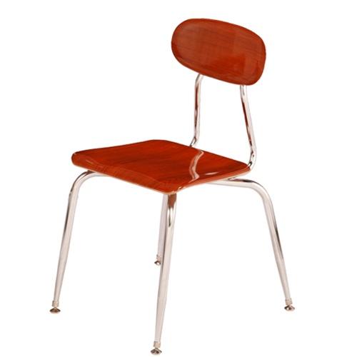 classroom chair back. scholar craft 180-series school chair classroom back u