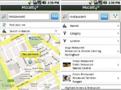 Mocality Announces Android App for Kenya and Nigeria