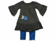 Misteevus girls clothing available at blueturtlekids.com children's clothing retailer