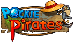 Pockie Pirates Logo