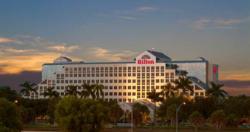 Boca Presidential Debate Hotel, Lynn University Hotel