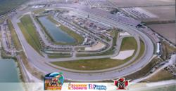 A view of Homestead-Miami Speedway, site of the September 21-23 Triumph Big Kahuna Miami AMA Pro National