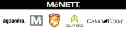 Mcnett, gear aid, m essentials, camo form, aquamira