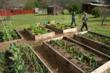 Biodynamic Garden Beds at Highland Hall Waldorf School