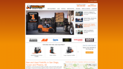 Toyota forklifts in Arizona