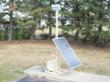 Portable Solar Powered LED Floodlight