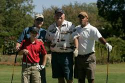 BearCom and Motorola Solutions sponsor AUSA golf tournament for wounded warriors.
