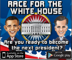 Election Game 2012: Race for the White House