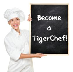 TigerChefs receive exclusive discounts on culinary supplies.
