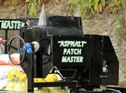 Asphalt Patch Master