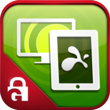 Splashtop for Good Technology Icon with Splashtop and Secured by Good icons combined
