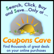Search, Click, Buy & Save - only at CouponsCave!