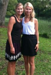 Ashley and Amanda Gayle.