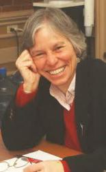 photo of Martha Richards, founder of WomenArt.org and Support Women Artists Now day