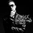 "R&B Music Artist A.M.X . Andre Mieux Releases New Mixtape ""Broken Halo"""