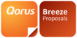 Qorus Breeze Proposals logo