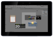 View applications like Photoshop and access Mac Dashboard with  Splashtop Remote Desktop for Windows 8