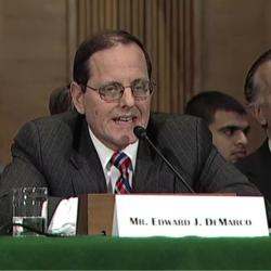 Edward DeMarco, acting director of the Federal Housing Finance Agency