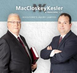 Attorneys G. Kimball MacCloskey and D. Phillip Kesler
