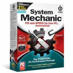 System Mechanic 11 retail box