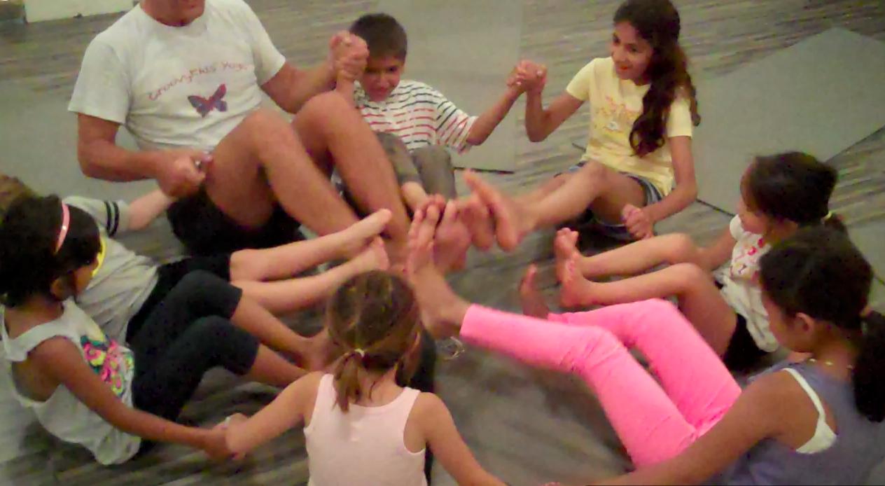 Yoga class turns into hard anal fucking 9