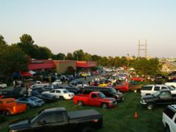 Early Bird Cruise Night Before Good Guys Car Show in Kansas City