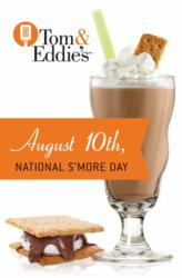 Fundraiser for Girl Scouts and Boy Scouts at Tom & Eddie's on National S'More Day
