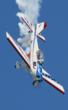 Jim Maroney will perform aerobatics in his Super Chipmunk airplane at the Wings over Waukesha Air Show