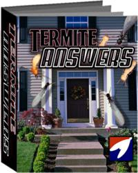 Termite Answers Book Cover