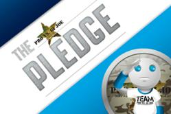 Nexercise motivates people to exercise and support wounded warriors with the Pledge.